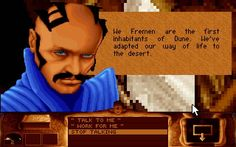Dune screenshot