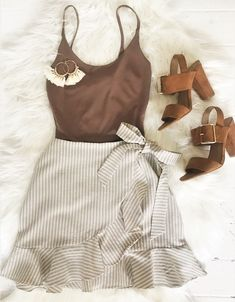 Dress this outfit up or down for any event!