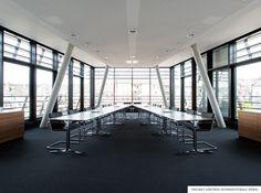 #Gaertner Internationale #Moebel #Projekt #Kanzlei #Konferenzraum   #Thonet