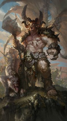 "spassundspiele: ""Rehm – World of Warcraft fan art by jingpeng xu """