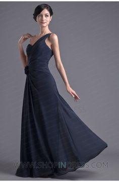 Dark Navy Dress