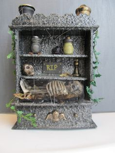 Hey, I found this really awesome Etsy listing at https://www.etsy.com/listing/195457626/minature-mausoleum-cupboard-dollhouse