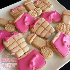 Kate Spade inspired Bridal, Bachelorette, Naughty Cookies