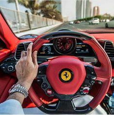 The Ferrari 458 is a supercar with a price tag of around quarter of a million dollars. Photos, specifications and videos of the Ferrari 458 Ferrari Italia 458, Ferrari Laferrari, Luxury Sports Cars, Sport Cars, Mercedes Sprinter, Mercedes Amg, Range Rover Sport, Lamborghini Aventador, 3008 Peugeot