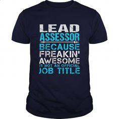 LEAD-ASSESSOR - #first tee #fleece hoodie. GET YOURS => https://www.sunfrog.com/LifeStyle/LEAD-ASSESSOR-Navy-Blue-Guys.html?60505