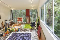 McCahon's Artist Residence | Bossley Architects | Archinect