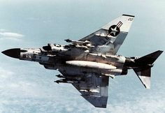 F-4 Phantom II was the most extensively used jet fighter aircraft in Vietnam.   #VietnamWarMemories