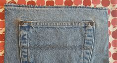 Get the steps to upcylve your used jeans into a fun denim potholder. It is a great handmade gift for the host of your upcoming bbq party.