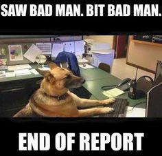 Sit bad man