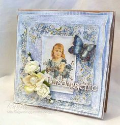 RANDI'S LITTLE BLOG: Challenge # 1 - Scrap and Craft. Gorgeous! Scrap and Craft Challenge #1 May 2017. Learn more at egenblogg-rantho.blogspot.com.au - Wendy Schultz -  Cards 1.