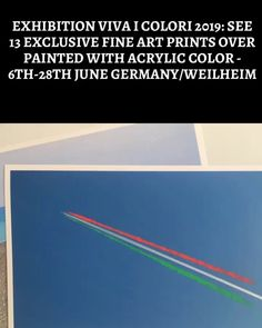 """Astrid Stoeppel on Instagram: """"Preparing something new for my next exhibition in Germany/Weilheim June 6th-28th 📸and🎨 #exhibition #weilheim #italy🇮🇹 #photography…"""""""