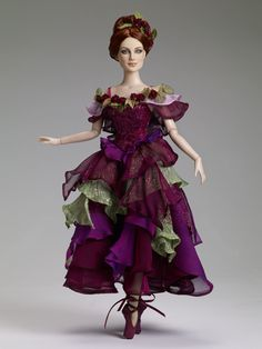 Wood Nymph - dressed doll | Tonner Ballet - Tonner Doll Company. Very pricey, maybe I can get just the outfit someday.