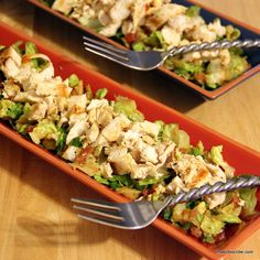 paleo diet southwestern chicken salad: Made yesterday for my paleo friend--really yummy.  Going to send it to my diabetic mother too.