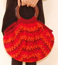 Crochet Cotton Granny Purse: Ready for Summer