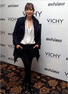 Joana Seixas no evento Máxima Vichy