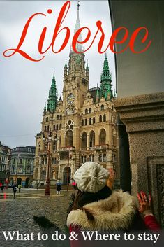 Pack your bags and visit Liberec now. An interesting city in the Czech Republic that is a winter sports wonderland packed with beautiful architecture. Follow our tips of things to do in Liberec, where to stay and how to have fun.  via @loveandroad