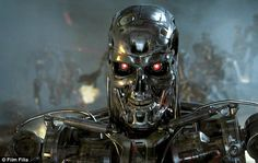 Elon Musk and Stephen Hawking Are Terrified That AI Robot Wars Will Actually Happen New Terminator Movie, T 800 Terminator, Terminator Genesis, Arnold Schwarzenegger, Johnny Cage, Liu Kang, James Cameron, Mortal Kombat, Film Sf