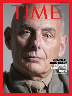 Why John Kelly agreed become Trump's Chief of staff: It was more than a job offer: it was a call of duty