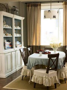 To Create A Huge Declaration In A Small Dining Room, Use Large Piece, Yes