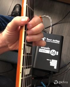 Two Notes Audio Engineering Torpedo Captor Loadbox/Attenuator/DI Guitar Solo, Guitar Art, Guitar Chords, Cool Guitar, Piano, Music Lessons, Guitar Lessons, Guitar Fingers, Easy Guitar Songs