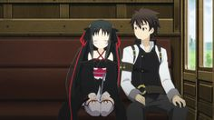 i imagine this is like a scene where dea says something noah doesnt like and tries to be sweet anyway Unbreakable Machine Doll, Share Gif, Manga Collection, Little Miss, Anime Couples, Manga Anime, Kawaii, Dolls, Cute