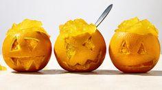 Image: Jack-o-lantern orange jellies