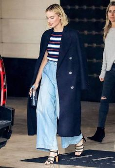Margot Robbie Gives Us Our Next Spring Go-To | Le Fashion | Bloglovin'