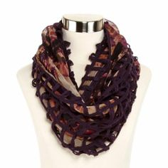 Check out this Infinity Scarf that I found on Ziftit.