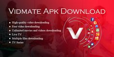 The latest Vidmate version was released on March The new version does not bring any significant changes. However, it is still essential to get it as it does come with stability and performance enhancements. Video Site, Live Tv, Stability, Tv Series, March, Bring It On, Random, Videos, Movies