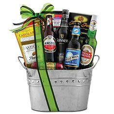 Image detail for -insightful notions on gift baskets for men Alcohol Gift Baskets, Gift Baskets For Men, Wine Gift Baskets, Basket Gift, Boyfriend Gift Basket, Boyfriend Gifts, Beer Basket, Silent Auction Baskets, Raffle Baskets