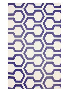 Lucia Hand-Hooked Rug by nuLOOM at Gilt