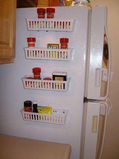 especiero para poner en el refri, de esas veces que no hay mucho espacio en la cocina