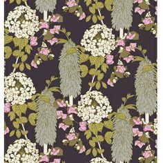 Polka Polka Wallpaper | Abigail Borg | Surface Pattern Designer & Floral Illustrator | Traditional Surface Pattern Design