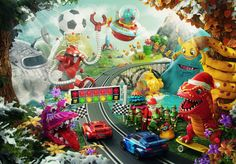 Carrefour Toys on Behance