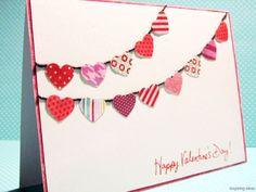 Creative Valentine Cards Homemade Ideas23
