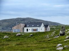 Clachan Sands - Rural Design Architects - Isle of Skye and the Highlands and Islands of Scotland