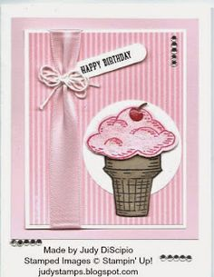 Judy Stamps!: May TOUR DE FREAKS - Sneak Peek of the new Catalog Stampin' Up!