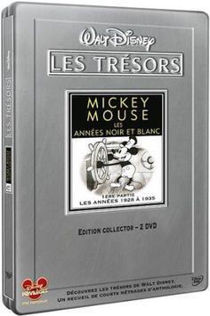 Mickey Mouse, les années noir et blanc - 1ère partie - Les années 1928 à 1935 [Future Pack]
