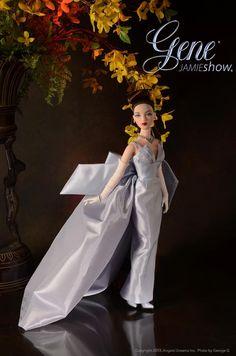 The Fashion Doll Chronicles: Mel Odom unveils a new Gene Marshall doll at IDEX 2013 - Phoenix