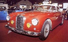 Jaguar XK 120 By Farina (1952)