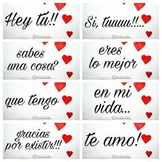 Mi Amoooooooor Yo Te Amooooooooooooooooooo Mi Reyna Preciosa 😍😍❤💘💏 - Hard Tutorial and Ideas Marine Girlfriend Quotes, Me As A Girlfriend, Love Phrases, Love Words, Love In Spanish, Ex Amor, Amor Quotes, True Love Quotes, Love You