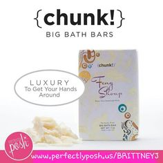 Feels like your washing with lotion. Order at above link or contact me at www.facebook.com/perfectlyposhbybrittney