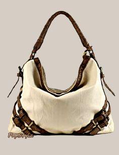 Scarleton H1065 Large Hobo Handbag