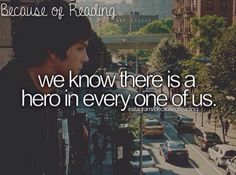 Because of Reading...#PJO❤️ Percy Jackson