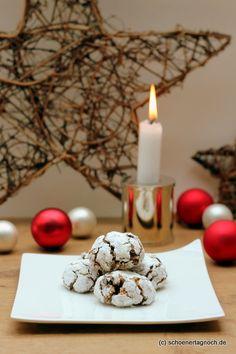 Schöner Tag noch!: Kirsch-Mandel-Cookies