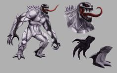 The Klyntar or Symbiote as they are commonly known as are a peaceful race dedicated to reaching out to other worlds. The Klyntar {COMM} Marvel Art, Marvel Comics, Anti Venom Marvel, Venom Girl, Symbiotes Marvel, League Of Extraordinary, Marvel Villains, Spiderman Art, Character Art