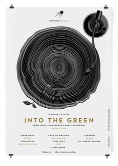 Into the Green #Poster