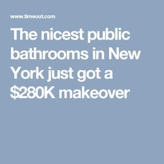 New York Public Restrooms Map This Map Charts all of New York