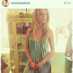 So Summer S W E E T Love Tanjane Halter Maxi Sweet Asylum Boutique in Capitola, CA Tie Dye Summer Chic! Shop Local:-)