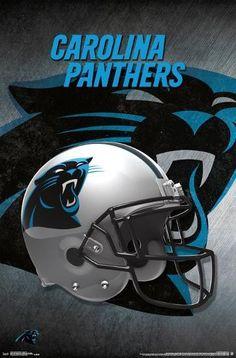 68e02beddef Football Squads, Football Team Logos, Football Helmets, Carolina Panthers  Helmet, Nfc South